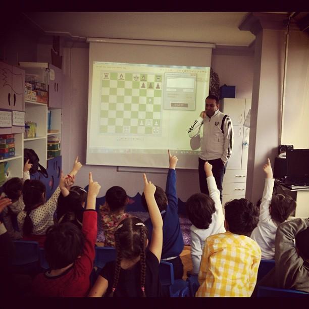 3-anaokulu satrancımız